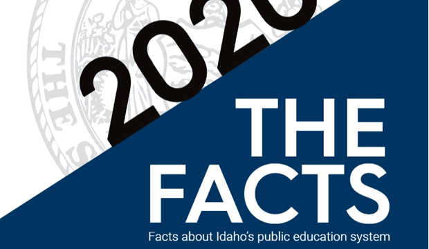 """Cover image for the """"the facts"""" brochure."""