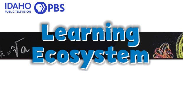 IPTV learning ecosystem log